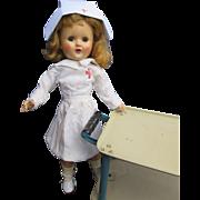 Nurse Dress for 15 Inch Doll