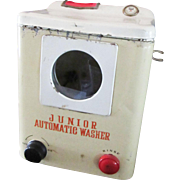 Wolverine Tin Doll Washing Machine