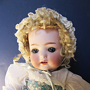 Antique German Toddler Doll PM on fully Jointed Slant Hip Body