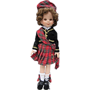 Tonner Scottish Betsy McCall