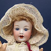 Vintage Frilly Doll Bonnett