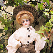 Antique French Fashion in Petite Size
