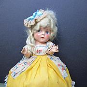 Vintage Composition Marie Antoinette