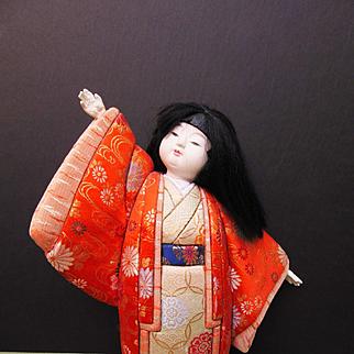 Interesting Japanese Doll