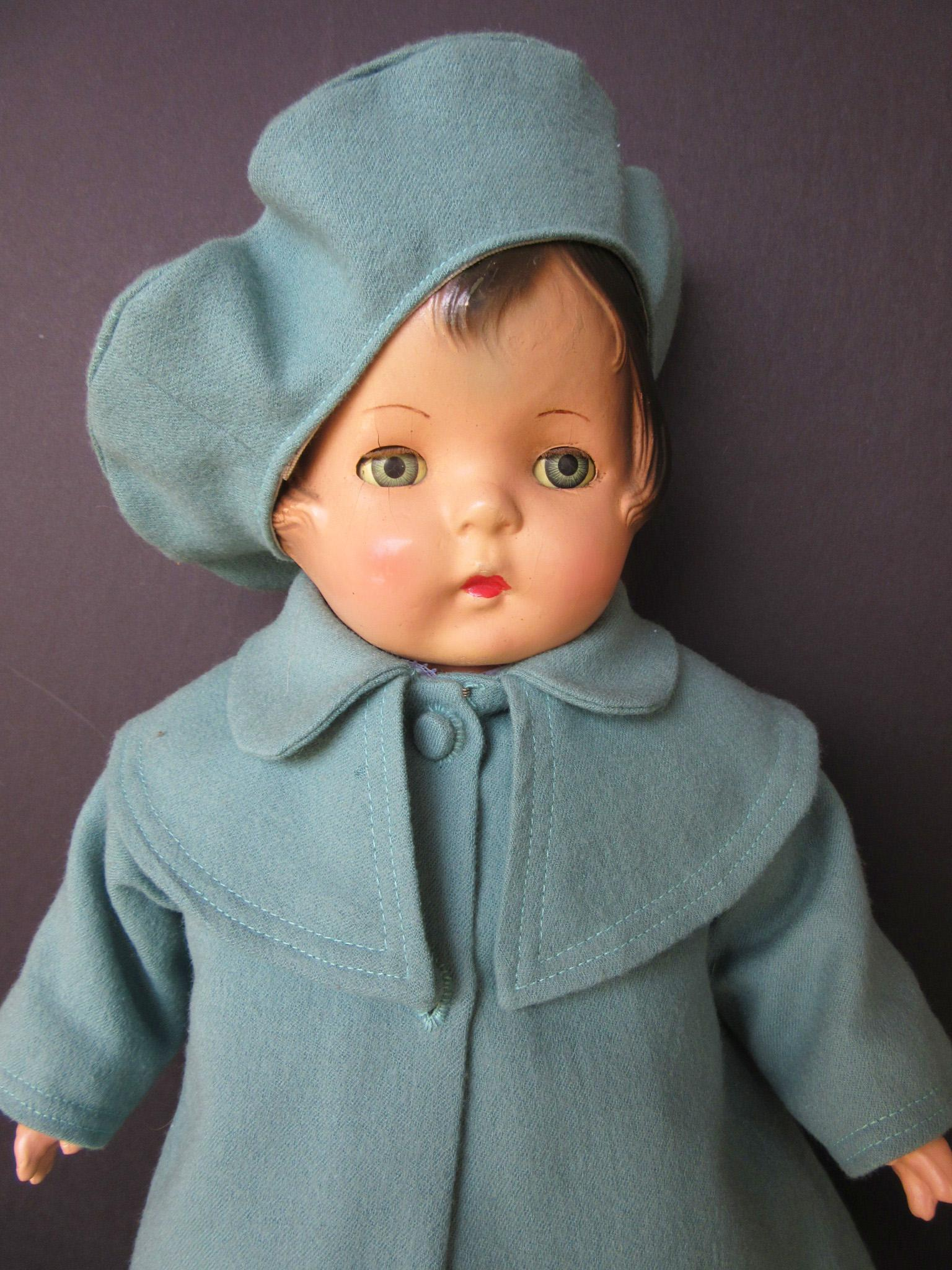 Vintage 1930 American Character Sally