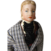 Antique Dollhouse Gentleman