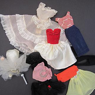 Vintage Mattel Barbie Clothes