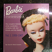 Barbie Clothing ID Book