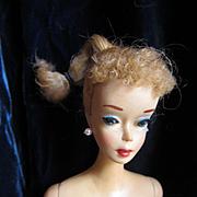 Vintage Number 3 Barbie