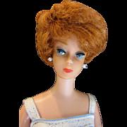 Vintage Bubble Cut Red hair Barbie