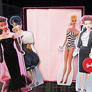 Vintage Mattel Licensed Hallmark 3-D Barbie cards