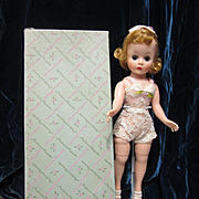 Vintage Madame Alexander Cissette AO and Minty in Box