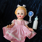 Vintage 50's or 60's Madame Alexander Little Genius