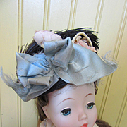 Vintage Professionally made Hat for Dolls