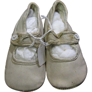 Vintage Shoes for a Large Doll