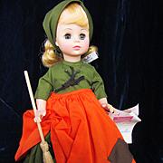 1965 Vintage Madame Alexander Poor Cinderella