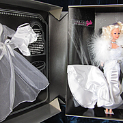 1993 FAO Schwartz Silver Screen Barbie in Original Box