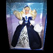 Vintage 1993 Winter Princess Barbie in box