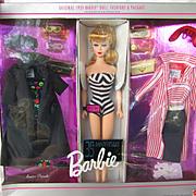 Vintage 35th Anniversary Barbie Keepsake Collection
