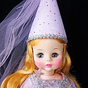 Vintage Madame Alexander Fairy Godmother in Box