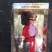 Vintage Reproduction Barbie of Busy Gal