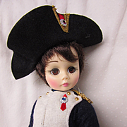 Vintage Madame Alexander Napoleon