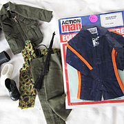 Vintage Action Man or GI Joe Clothes