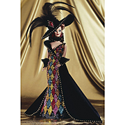 "Vintage Barbie in Bob Mackie ""Masquerade Ball"" NRFB"