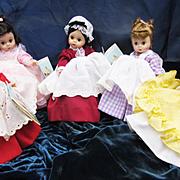 Vintage Madame Alexander Set of Little Women