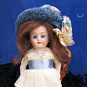 Antique Kestner All Bisque 208 Child