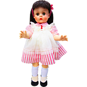 Mid Century Horsman Girl Doll