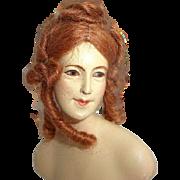 German Boudoir Half Doll by Lilli Baitz