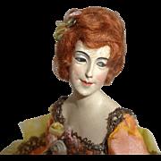 Baitz Boudoir Half Doll