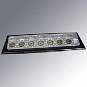 Bakelite Lightning Adding Machine 1940s - Vintage Office Equipment - Vintage Calculator