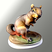Boehm Chipmunk Figure
