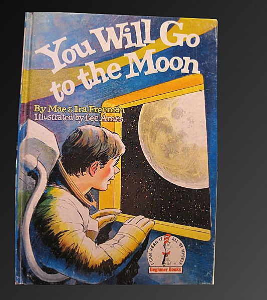 You Will Go To The Moon - 1971 Edition