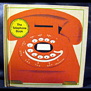 The Telephone Book - Golden Press Vintage Book - 1968