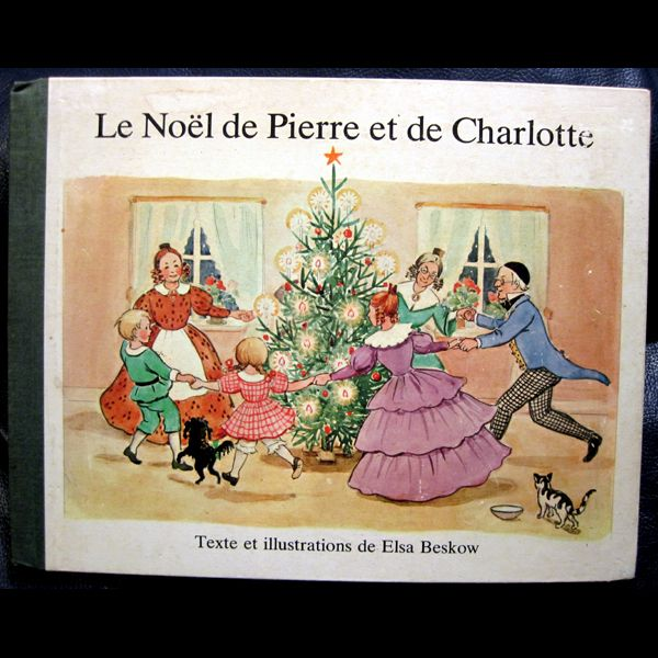 Le Noel de Pierre et de Charlotte --  The Christmas Stone and Charlotte