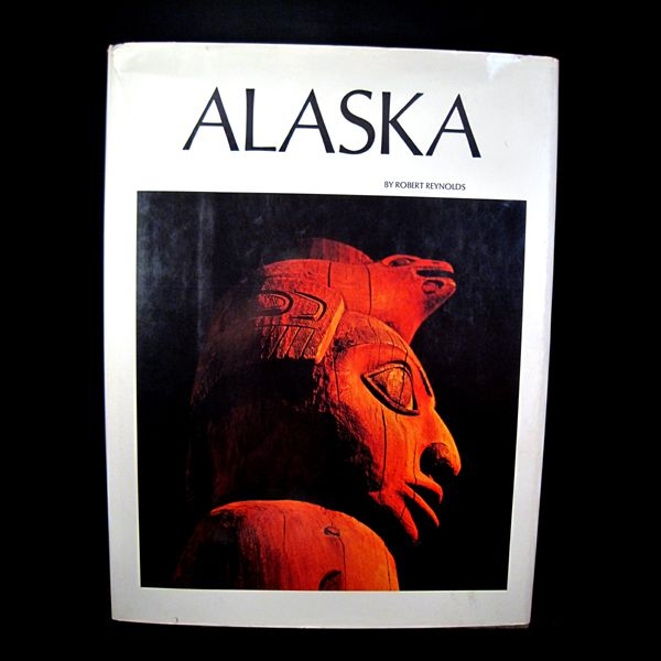 Alaska Photographic Book With Presentation Plate 1981