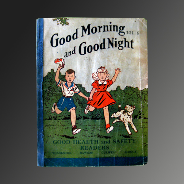Good Morning and Good Night Vintage Reader
