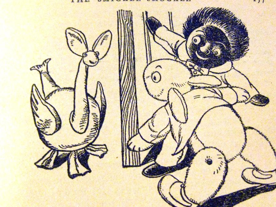 Enid Blytons Chimney Corner Stories Vintage Childrens Book