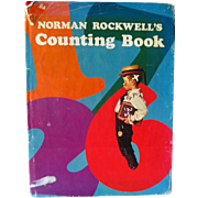Norman Rockwells Counting Book / Collectible Book / Childrens Book / Illustrated Book