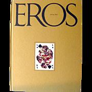 Vintage Erotica Eros Spring 1962 Volume One Number One / Ralph Ginzburg