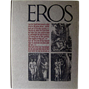 Adult Erotica Vintage Book Eros Winter 1962 Volume One Number Four / Ralph Ginzburg / Art Book