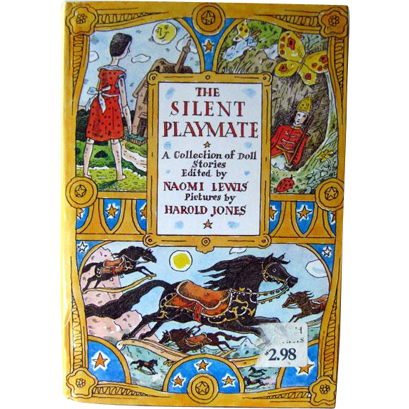 The Silent Playmate A Collection of Doll Stories / Illustrated Childrens Book