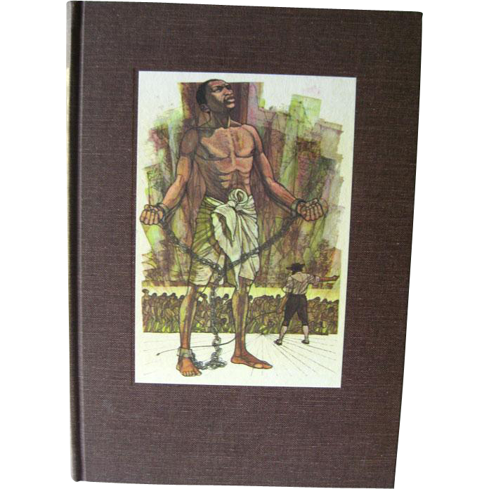 Booker T Washington Up From Slavery Heritage Press Limited Edition Illustrated by Denver Gillen / African American Literature / Biography