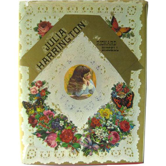 Julia Harrington Victorian Era Based Childrens Books / Color Illustrations / Vintage Catalogue