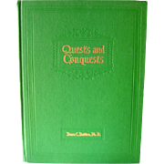 Quests and Conquests Inspirational Book by Dean Dutton, Ph D / Spiritual Book / Life Coach