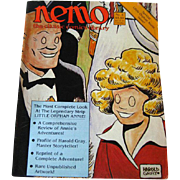 Nemo Classic Comics Library Vintage Magazine / Little Orphan Annie Edition / Unpublished Artwork