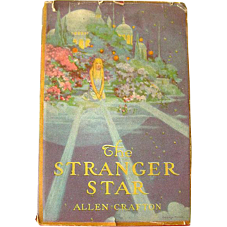 The Stranger Star by Allen Crafton Vintage Childrens Book - Chapter Book - Read Aloud Book